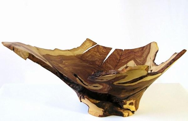 woodart gro e schale aus der wurzel eines apfelbaums wurzelschale. Black Bedroom Furniture Sets. Home Design Ideas